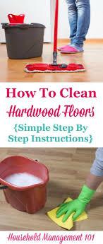 best 25 clean hardwood floors ideas on diy wood floor