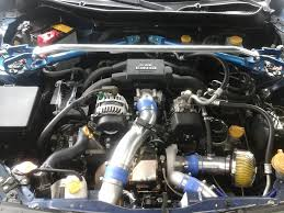 subaru turbo kit autoline