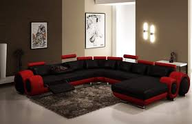 Suede Sectional Sofas Sofa Modern Microfiber Sectional Sofa Engrossing 5pc Modern 2