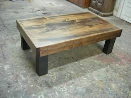 wood plank coffee table coffee tables shop rooster tails for an impressive selection of
