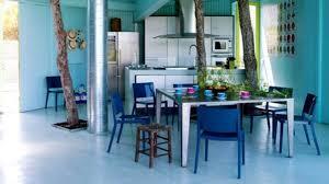 peinture chambre bleu turquoise bleu déco peinture bleue bleu ciel bleu turquoise côté maison