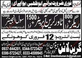civil engineering jobs in dubai for freshers 2015 mustang required rigger tower crane operator civil engineer 2018 green