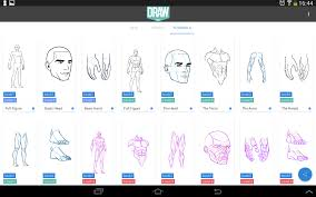 learn how to draw android apps on google play