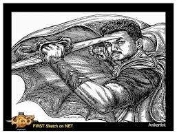 puli puli movie puli vijay art drawing sketch il u2026 flickr