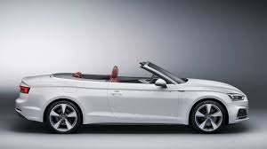Audi A5 Cabriolet 2017 Price Mileage Reviews Specification