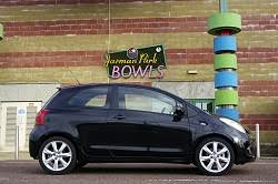 toyota yaris sr review slightly racy car reviews by car enthusiast