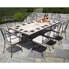 Outdoor Wicker Patio Furniture With Dark Brown Color Ideas - Upscale outdoor furniture