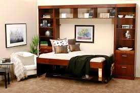 Murphy Bed With Bookshelves Modern Murphy Bed Designs Latest Wall Bed Designs Astonishing