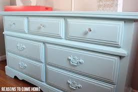 Bedroom Furniture Makeover - how to paint furniture