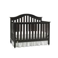 Gray Convertible Cribs by Fisher Price Kingsport Convertible Crib With Just The Right Height