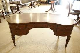 Kidney Bean Desk Antique Kidney Bean Shaped Desk U2014 Home Design Blog Best Designs