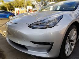 tesla model 3 production two weeks ahead of schedule first car