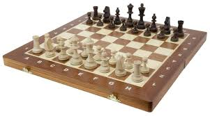 tournament no 4 staunton chess set amazon co uk toys u0026 games