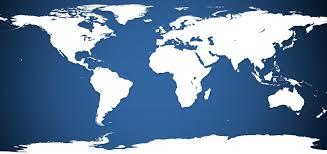 World Map Flat by Globe Flat Image U2013 Bgdj