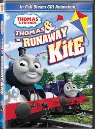 thomas runaway kite dvd thomas tank engine wikia