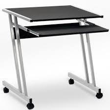 Bureau Informatique Meuble Pc Ordinateur Table Tiroir Rangement Bureau Ordi