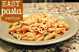 recipes with pasta chicken pasta recipe