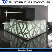 Modern Corian Office Table Design Used Office Counters Used Office Counters Suppliers And