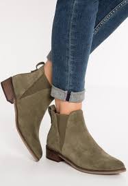 womens boots dillards steve madden nickell ankle boots olive shoes steve madden