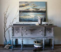 the turquoise iris furniture u0026 art hand painted shades of grey