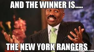 Memes New York - and the winner is the new york rangers meme steve harvey