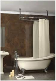 shower curtain rail oval nujits com
