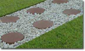 Cement Patio Stones Garden Stepping Stones Home Outdoor Decoration
