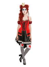 queen of hearts spirit halloween alice red queen costume topic