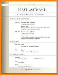 Job Resume Format Word Document Free Downloadable Resumes Resume Template And Professional Resume