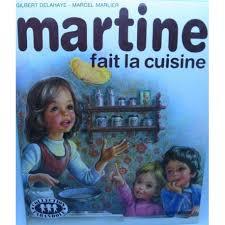 martine fait la cuisine martine et ami le moineau