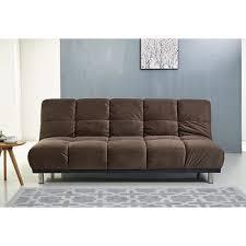 Parker Sofa Abbyson Living Parker Fabric Sofa Bed Brown Bj U0027s Wholesale Club