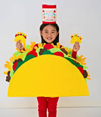 hello wonderful dragons love tacos diy halloween costumes for kids