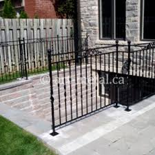 Outdoor Porch Railing Designs from Wood Wrought Iron and Steel