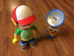 handy manny flicker tv movie u0026 character toys ebay