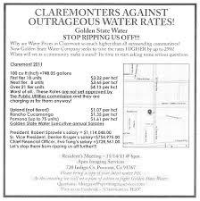 claremont insider november 2011
