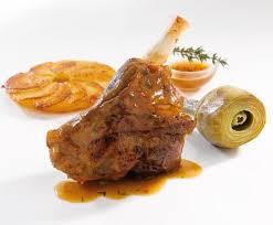 plats cuisin souris d agneau rôtie au thym pour 4 pers plats cuisinés repas