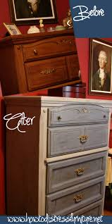 distressed gray bedroom chest how to distress furniture