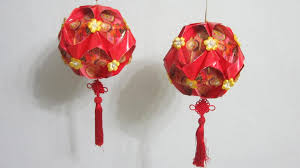 lunar new year lanterns cny tutorial no 9 new year packet hongbao lantern