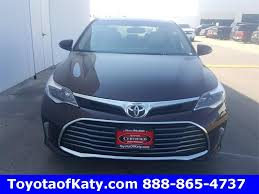 used lexus katy toyota avalon xle premium in texas for sale used cars on