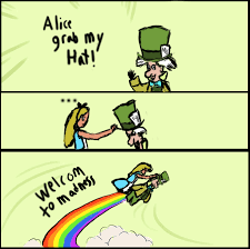 Alice Meme - alice in meme land by vats3 on deviantart