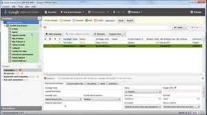 import campaigns into adwords editor and bing ads from ppc