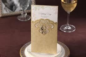 cheap chagne wishmade groom printing wedding invitation