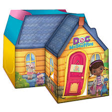 doc mcstuffins playhouse disney doc mcstuffins deluxe cottage playhut toys r us