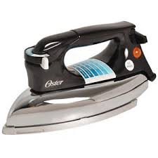 iron clothing new oster heavyweight classic iron gcstbv4119 osterizer