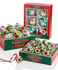 christopher radko shiny brite holiday splendor collection