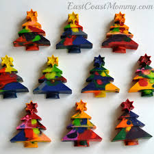 east coast mommy recycled crayons for christmas gift for classmates