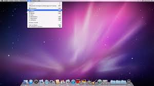 raccourci bureau mac a la découverte d un mac