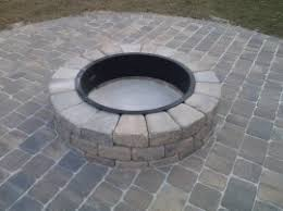 Brick Paver Patio Installation Brick Paver Patios Stone Walls Fire Pits