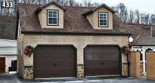 2 car 2 story garage two story garage horizon structures