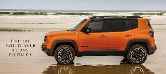 lowered jeep renegade union adworks